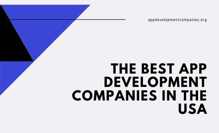 the best app development companies in the usa